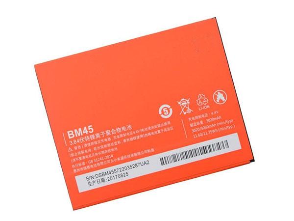 XiaoMI BM45 Akku