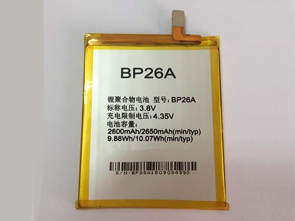 BP26A Akku