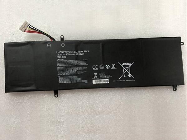 NC-H40 Laptop Akku