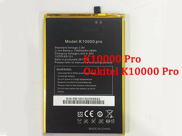 K10000_Pro Akku