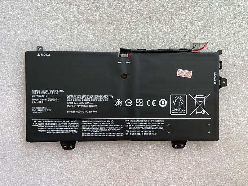 Lenovo L14M4P71 Akku
