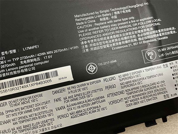 Lenovo L17M4PE1