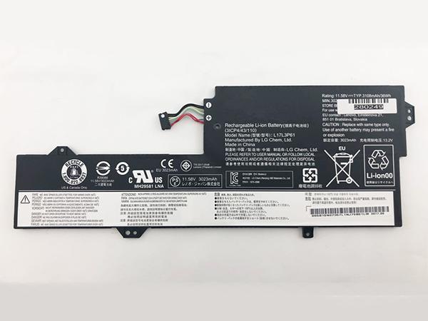 L17L3P61 Laptop Akku