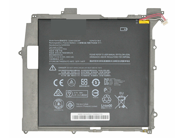 Lenovo LENM1029CWP Laptop akkus
