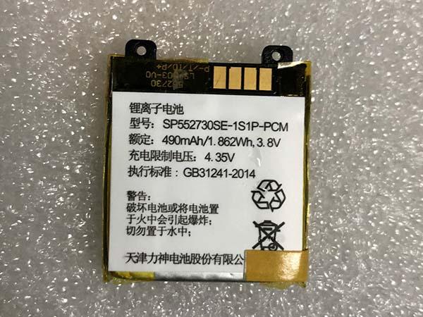 XIAODI SP552730SE-1S1P-PCM Akku