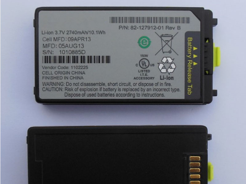Motorola 82-127909-02 Akku