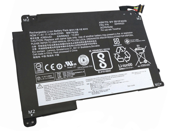 SB10F46458 Laptop Akku