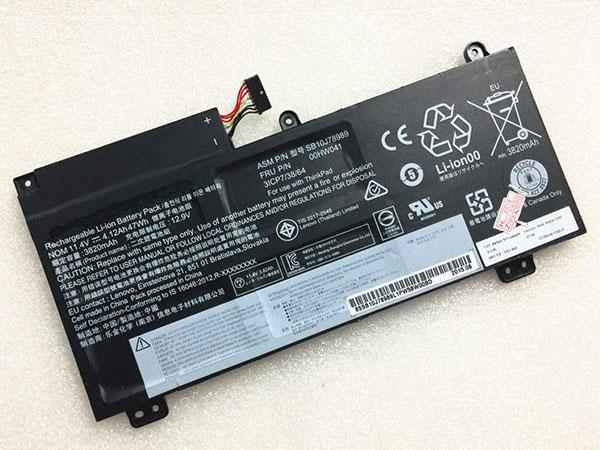 SB10J78989 Laptop Akku