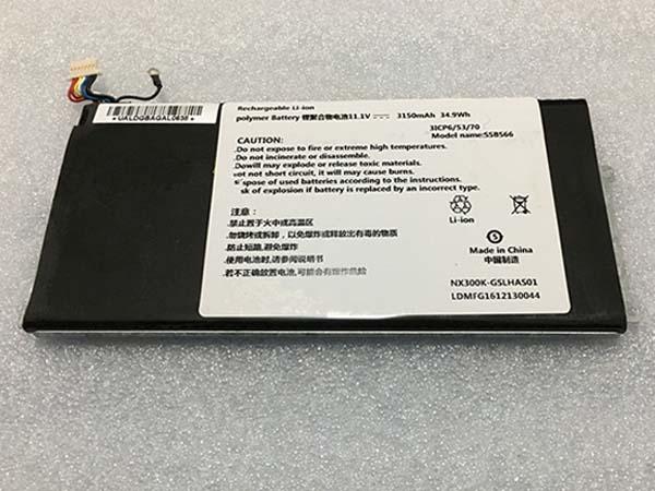 SSBS66 Laptop Akku