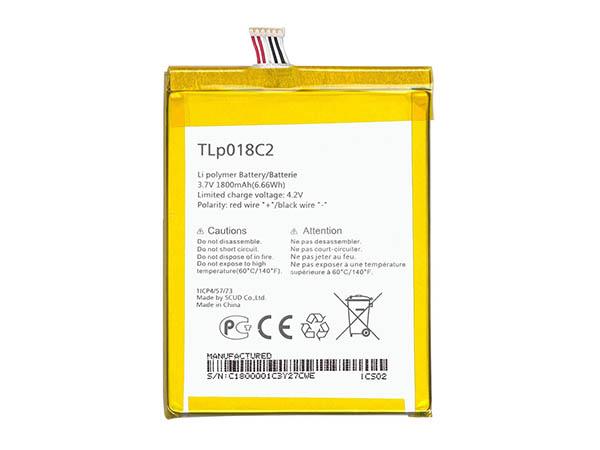 TLP018C2 Akku