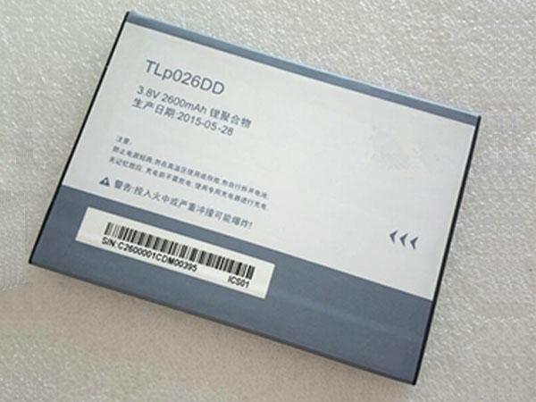 TLp026DD Akku