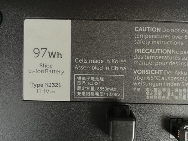 Dell KJ321