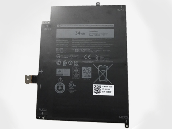 dell YX0XH Tablet PC Akku